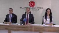 SIYAH BEYAZ - MHP İl Başkanından Kağıt Zammı Açıklaması
