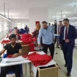 YILMAZ ALTINDAĞ - Midyat'a Tekstil Yatırımları Devam Ediyor
