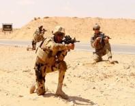 ASKERİ TATBİKAT - Mısır Ve ABD'den Ortak Terörle Mücadele Tatbikatı