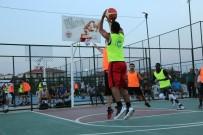 KAZıM KURT - Odunpazarı'ndan Sokak Basketbolu Turnuvası