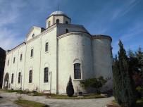 ALÜMİNYUM - Ordu'da 165 Yıllık Tarihi Kilise Restore Ediliyor