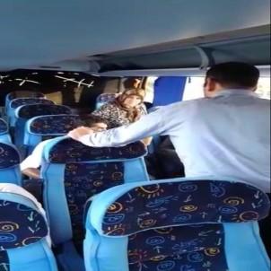 Bu da oldu! Otobüsün mazotu bitti, yolculardan mazot parası istediler