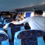 ŞEHİRLERARASI OTOBÜS - Bu da oldu! Otobüsün mazotu bitti, yolculardan mazot parası istediler