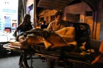 Otomobil Dereye Uçtu Açıklaması 2'Si Çocuk 7 Yaralı