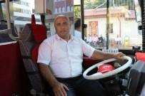 Otobüs Şoförü Kalp Krizi Geçiren Yolcuyu Acil Servise Götürdü