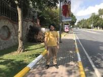 OKMEYDANı - (Özel) Tarabya'da Anaokulu Öğretmeninin Yaşadığı  Feci Kaza Kamerada