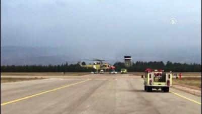 Yerli ve milli helikopter il uçuşunu gerçekleştirdi