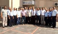 KURULUŞ YILDÖNÜMÜ - Pamuk, Zabıta Haftası'nı Kutladı
