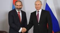 DAĞLIK KARABAĞ - Putin, Ermenistan'ın Yeni Liderini Ağırlayacak