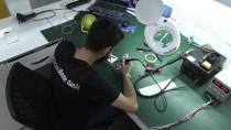 AKILLI CEP TELEFONU - Reeder'ın Hedefi Yılda 6 Milyon Akıllı Cep Telefonu Üretmek