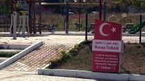 RECEP TURAN - Şehidin Adı Çocukluğunun Geçtiği Parka Verildi