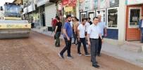 MUHAMMET FUAT TÜRKMAN - Şemdinli'de Sıcak Asfalt Çalışması