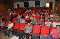 Simav'da Öğretmenlere Trafik Eğitimi Veriliyor