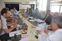 OKUMA YAZMA SEFERBERLİĞİ - Tatvan'da 'Okuma Yazma Seferberliği' Toplantısı