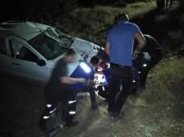 Tunceli'de Trafik Kazası Açıklaması 1 Ölü