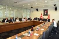 Türk-Bulgar Heyeti Gurbetçi Sezonunu Değerlendirdi