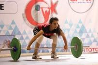 Türkiye Büyükler Ferdi Halter Şampiyonası Başladı