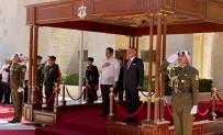 ÜRDÜN KRALI - Ürdün Kralı 2. Abdullah, Filipinler Devlet Başkanı Duterte İle Görüştü