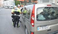 Uşak Polisi Güvenlik Uygulamalarını Yoğunlaştırdı