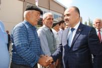 Vali Günaydın Sarıidris'te Halkla Kucaklaştı