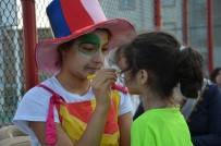 YENIDOĞAN - Yeni Toki'lerde Çocuklar Sokak Oyunları Şenliği İle Eğlendi