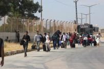 REJIM - 4 Bin Suriyeli Türkiye'ye Döndü