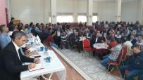 Afşin C Termik Santrali İçin Bilgilendirme Toplantısı