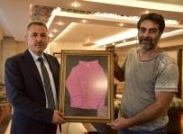 Ağrı'da Tekstilkent Üretime Başladı