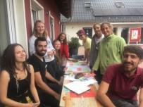 BRANDENBURG - AGÜ'lü Öğrenciler Almanya'da Gençlik Zirvesi'ne Katıldı