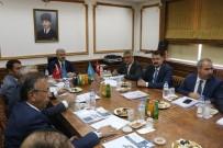 YıLMAZ ŞIMŞEK - Ahiler Kalkınma Ajansı Aylık Olağan Yönetim Kurulu Toplantısı Kırşehir'de Yapıldı