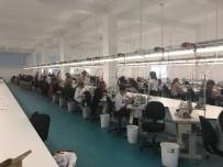 Altıntaş'ta 'Elbise Dikim Kursu' Açıldı