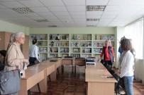 KıRıM - Amerikalı Heyet Kırım'da İncelemelere Başladı