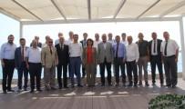 KONTROL NOKTASI - Antalya'da Tarım Kuruluşları Toplandı