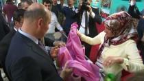 ATATÜRK KÜLTÜR MERKEZI - Bakan Soylu Türkü Söyledi