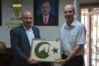 Başkan Bozkurt'tan Başkan Sezen'e Hayırlı Olsun Ziyareti