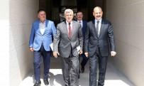 TÜRK DÜNYASI - Başkan Karaosmanoğlu, Bakan Soylu'yu Kartepe Zirvesi'ne Davet Etti