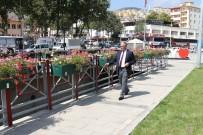 TEMEL ATMA TÖRENİ - Başkan Öztürk, Yahyalı'nın Çehresini Değiştirdi