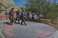 Başkan Vekili Epcim, Yeni Park Çalışmasını Denetledi