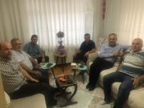 MUSTAFA KıLıÇ - Başkan Yaman'dan  Hacdan Gelen Vatandaşlara Ziyaret