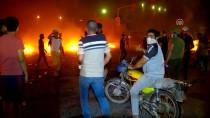 BASRA - Basra'da İran Başkonsolosluğu Yakıldı