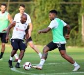 GARY MEDEL - Beşiktaş, Yeni Malatyaspor Hazırlıklarını Sürdürdü