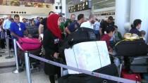 TEKNİK ARIZA - Beyrut Havalimanındaki Teknik Arıza Seferleri Aksattı