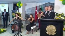 OSMANLı İMPARATORLUĞU - Brezilya Milli Günü Ankara'da Kutlandı