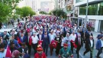 GÜRBÜZ KARAKUŞ - Bursa'da Uluslararası Zeytin Festivali Coşkusu
