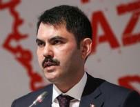 Çevre ve Şehircilik Bakanı Kurum: Fuel oil kaynaklı deniz kirliliğine sebep olan gemi tespit edildi