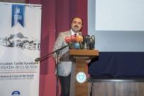ORTAK AKIL - Çiftçi, Dünya Tarihi Kentler Birliği Konferansında Şanlıurfa'yı Tanıttı