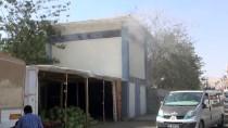 Cizre'de Trafo Yangını
