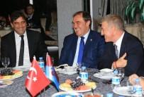 Demirorön Ve Baykan Trabzonspor'u Ziyaret Etti