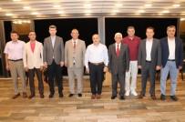 Düzce'de Görev Yapan Bürokratlara Veda