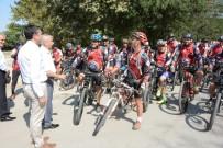 Edirne'deki Bisiklet Festivaline İlgi Yoğun